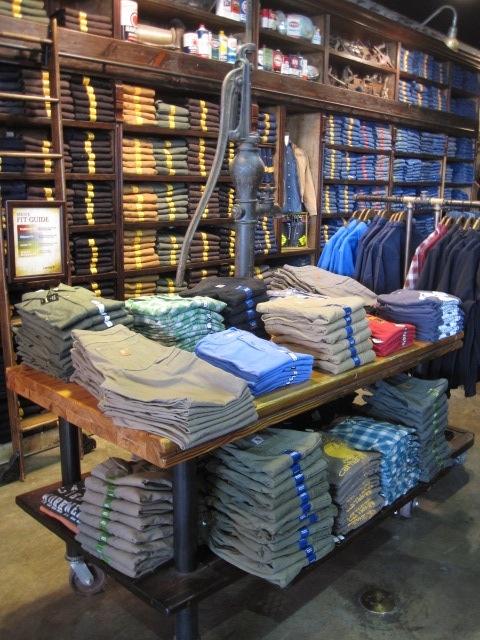 Visit the Motorcycle Boneyard themed Carhartt store in Murray, UT at: 116 East Winchester Street Murray, UT 84017. (801) 290-3314