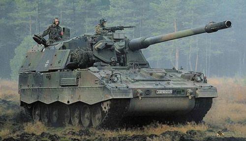 SAU German Panzerhaubitze-2000