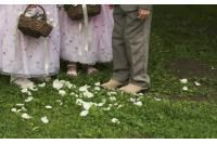 Habiller les enfants d'honneur pour son mariage