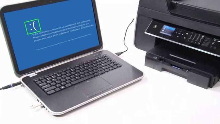 Lorsque le système d'exploitation Windows fait face à certaines situations, il s'arrête. Les informations de diagnostic qui résultent de cet arrêt sont affichées dans du texte blanc, sur un fond d'écran bleu. C'est de là que vient l'expression « Écran bleu » ou « Écran bleu de la mort ».