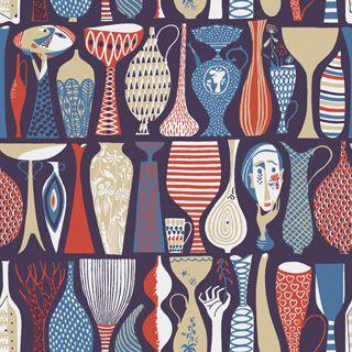 Pottery pattern from Scandinavian Designers II