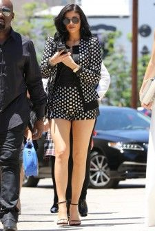 Kylie Jenner in sass & bide #jenner #summer #womensfashion