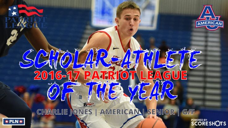 Patriot League Announces Men's Basketball Scholar-Athlete of the Year and All-Academic T...