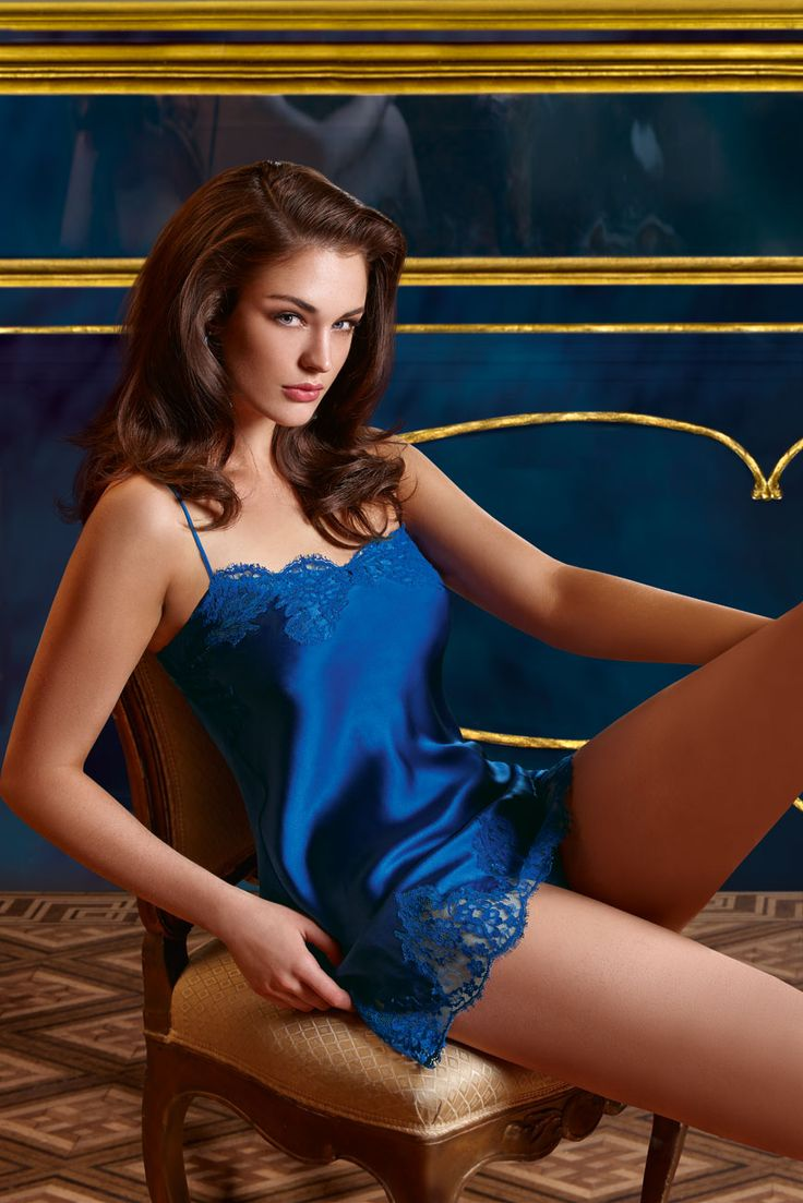 Lise Charmel, Effusion Bleue Fall - Winter 2014, Automne - Hiver 2014