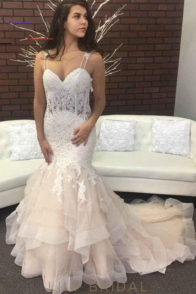 Aliexpress asymmetrical lace wedding dress robe de mariee store measurements