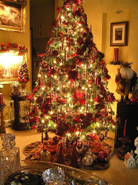 17 Best Images About Beautiful Christmas Trees On