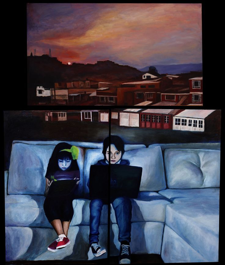https://flic.kr/p/UFrQPp | Pintura oleo sobre tela | Bryan Veloza Diaz Her Man