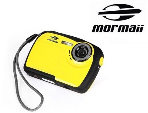 Câmera Digital Mormaii Shock 16 Mp - À Prova Dágua - R$ 499,90
