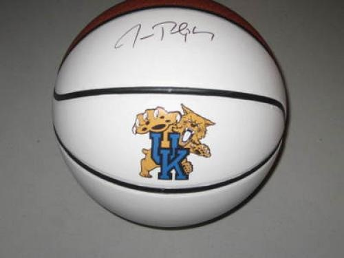 John Pelphrey Kentucky Wildcats Signed Logo Basketball #SportsMemorabilia #KentuckyWildcats