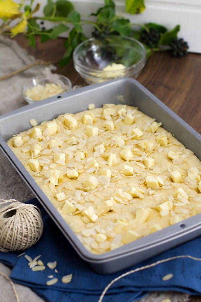 Butterkuchen wie vom Bäcker (Geheimrezept