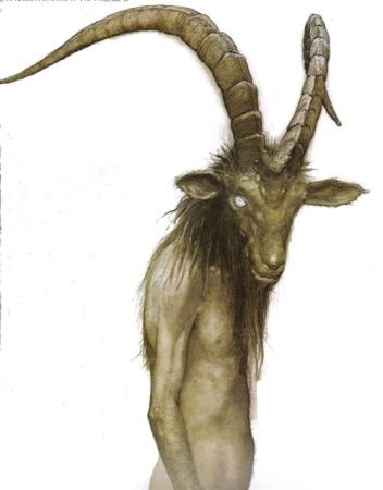 Phooka, Brian Froud & Alan Lee - The Púca (Irish for goblin) is a creature of Celtic folklore, notably in Ireland, the West of Scotland, and Wales. It is one of the myriad fairy folk, and, like many fairy folk, is both respected and feared by those who believe in it.