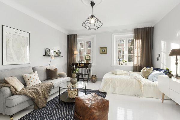 6 fab Swedish livingroom styles worth copying - see them all here-http://inredningsvis.se/livingroom-inspiration-6-fab-swedish-styles/