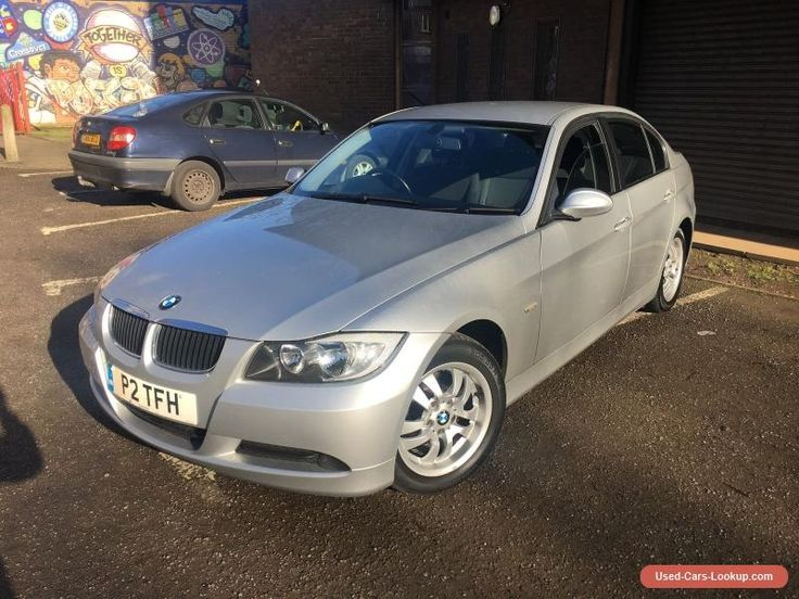 2007 07 BMW 318i silver automatic. Private plate !!! #bmw #318i #forsale #unitedkingdom