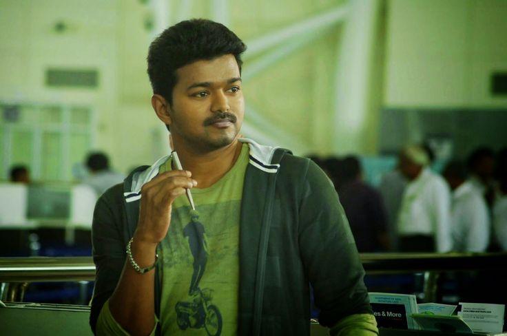 Vijay Theri Vijay Samantha Cute Quote Photos Vijayfansclub