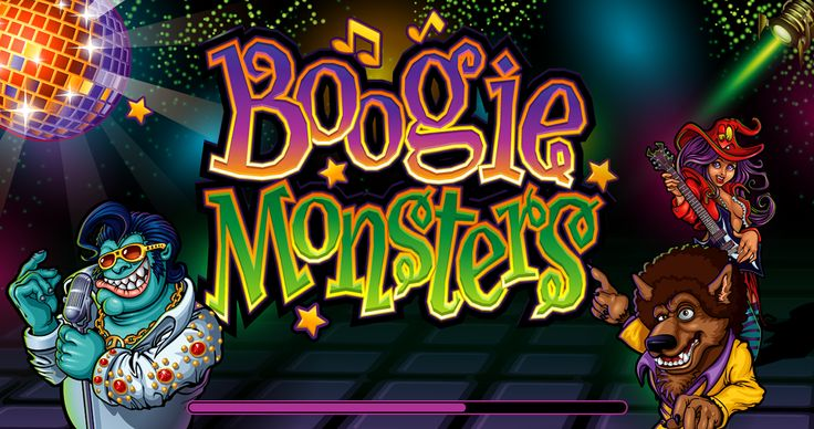 It's a monster jamming good time on the 5-reel video #slot with 40 paylines and a 2nd screen bonus game!