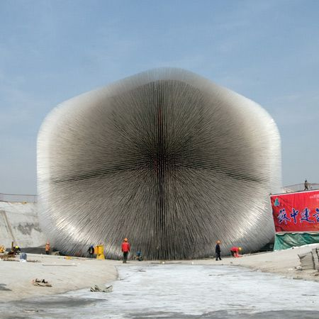 UK Pavilion at Shanghai Expo 2010 by Thomas Heatherwick