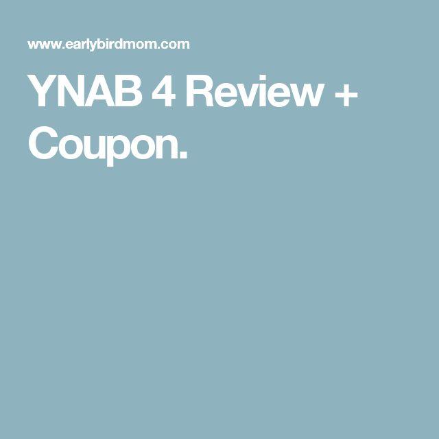 YNAB 4 Review + Coupon.