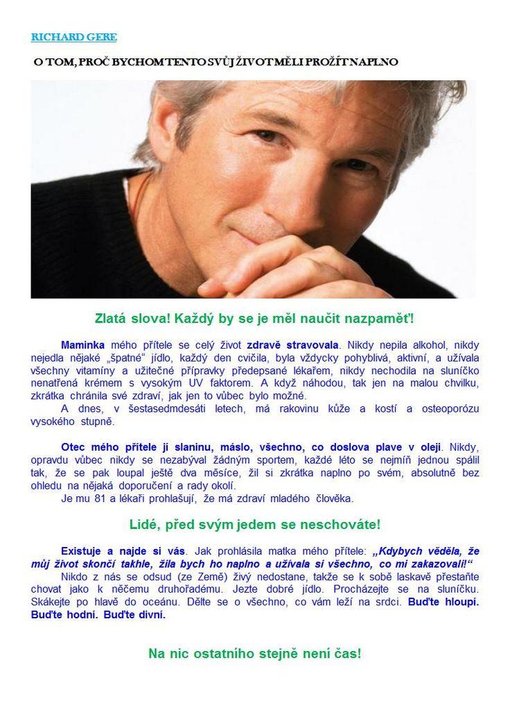 Krásná slova Richarda Gere o život��.docx