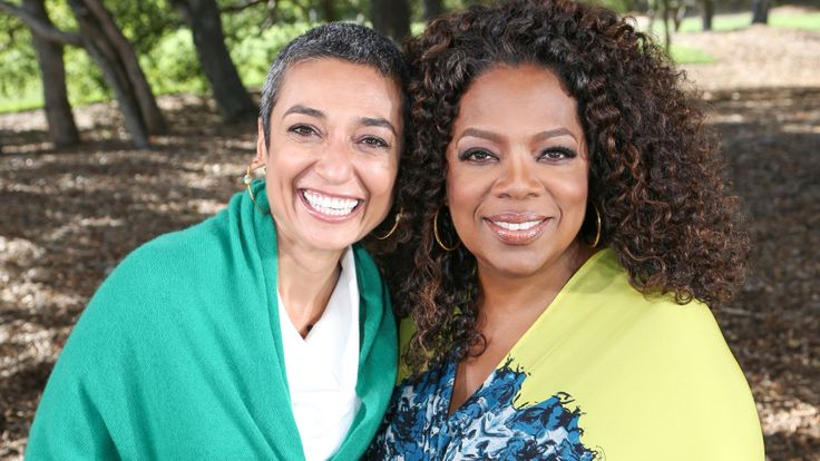 Oprah sits down with humanitarian Zainab Salbi as they discuss helping women in war-torn regions: