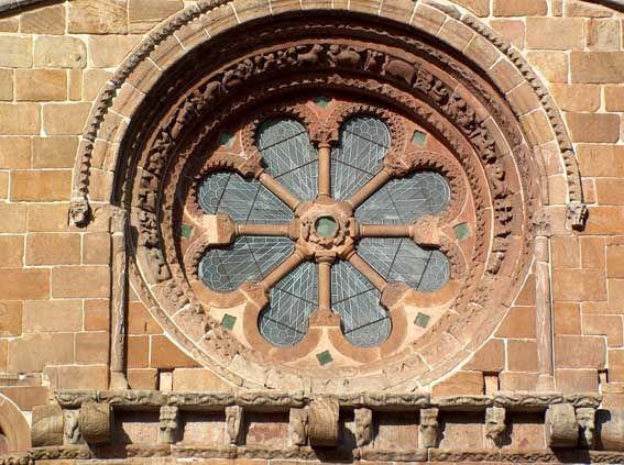 SantoDomingo-Roseton - Fensterrose – Wikipedia
