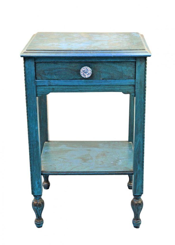 Envejece tus muebles con esta sencilla tecnica de pintura 7