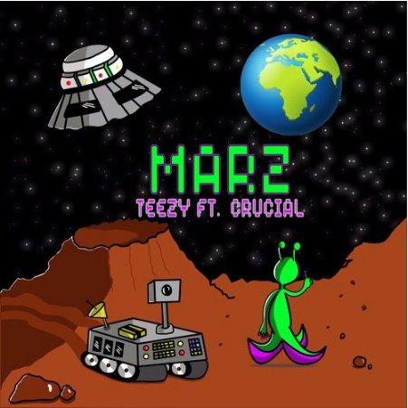 "Versatile Hip Hop Artist Teezy Drops ""Marz"" in SoundCloud"