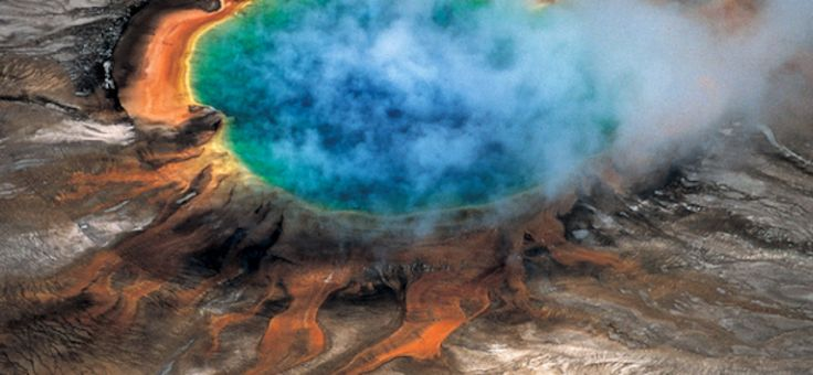 a magma chamber the size of the Grand Canyon and could fill it 11 times over