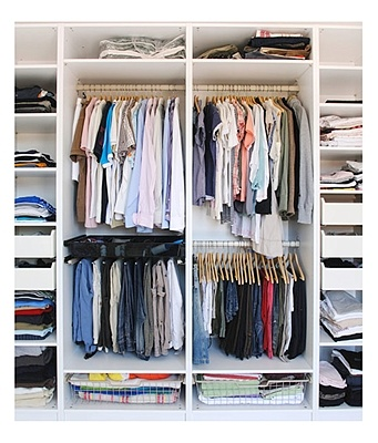 closet re-model – This might work for my small closet.