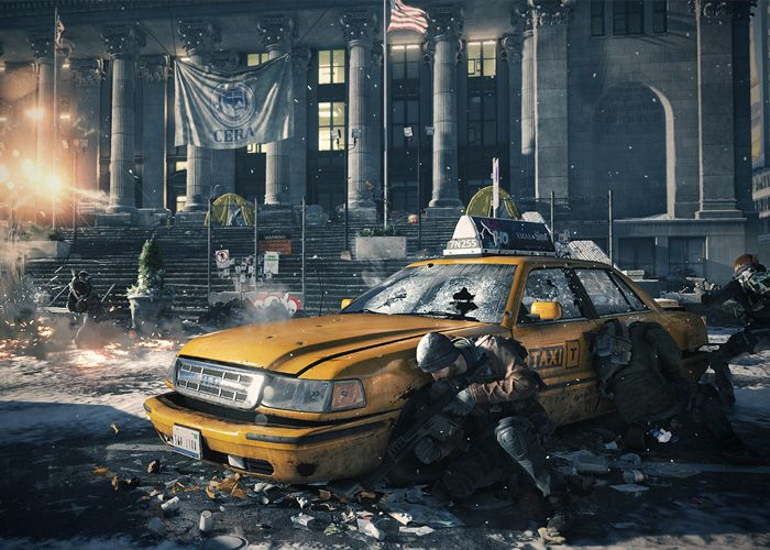 Tom Clancy's The Division E3 2014 Trailer  Gameplay Demo