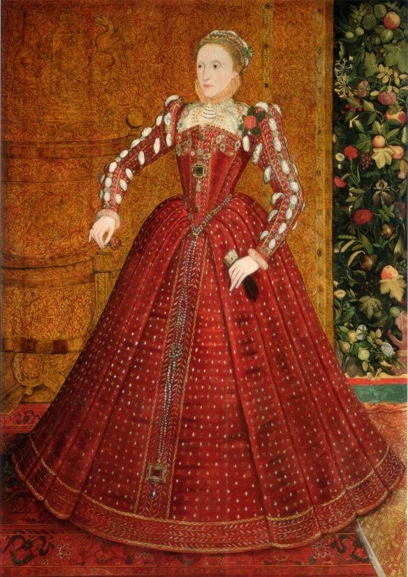 Koningin van Engeland en Ierland van 1558 tot 1603.Dochter van Henry VIII en Anne Boleyn en de laatste vorst van de Tudordynastie. Ik heb haar ontmoet in de films van Shekhar Kapur: Elizabeth (19…
