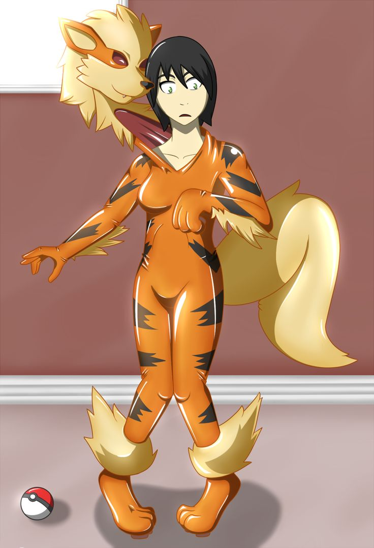 Arcanine Living Suit by DSAPROX.deviantart.com on @DeviantArt