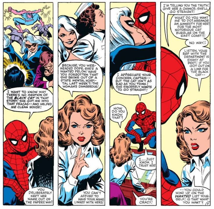 peter parker and gwen stacy relationship test