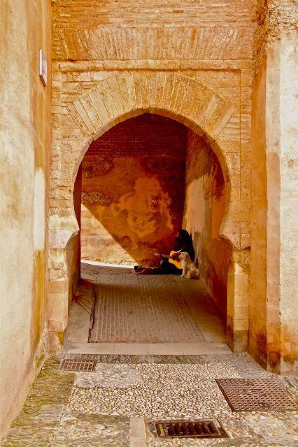 Arco las pesas. Granada