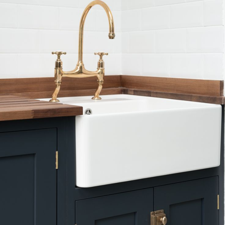 25 best Kitchen sinks and taps images on Pinterest