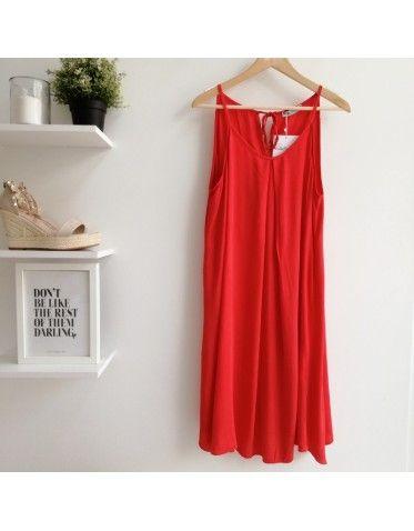 Φόρεμα σε φαρδιά γραμμή