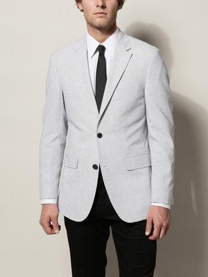 Tommy Hilfiger Suit Jacket Cotton Wilson Blazer
