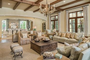 Traditional Living Photos Decorating Fireplace Design, Pictures, Remodel, Decor and Ideas - page 42