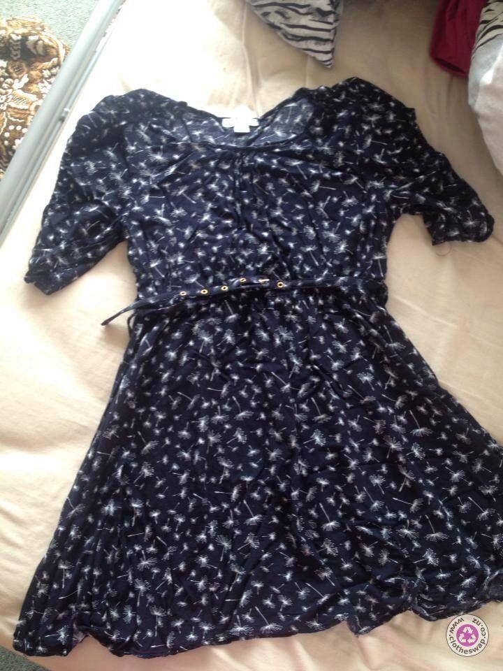 Clotheswap - Blue dress