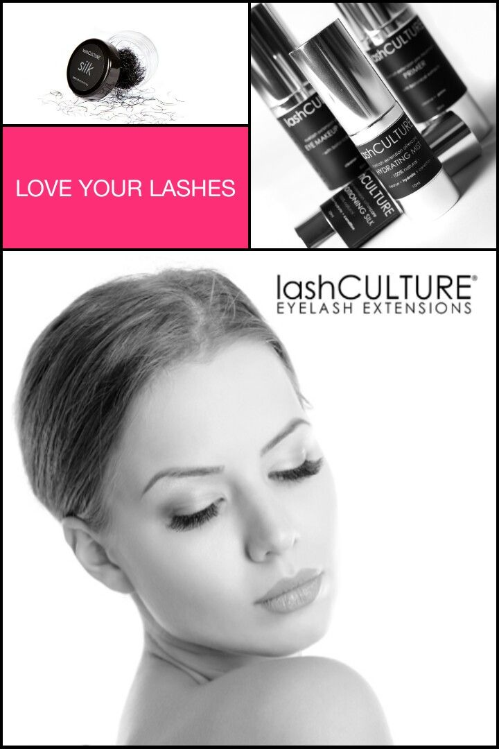 <3 your lashes!