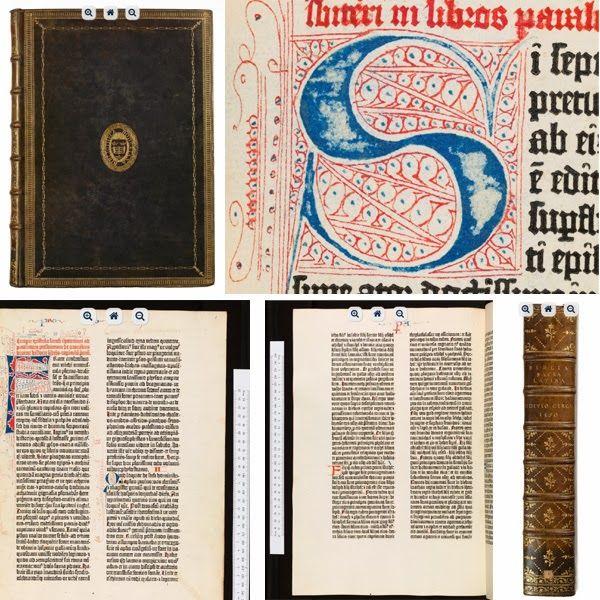Lettering Time: La auténtica Biblia de Gutenberg digitalizada.