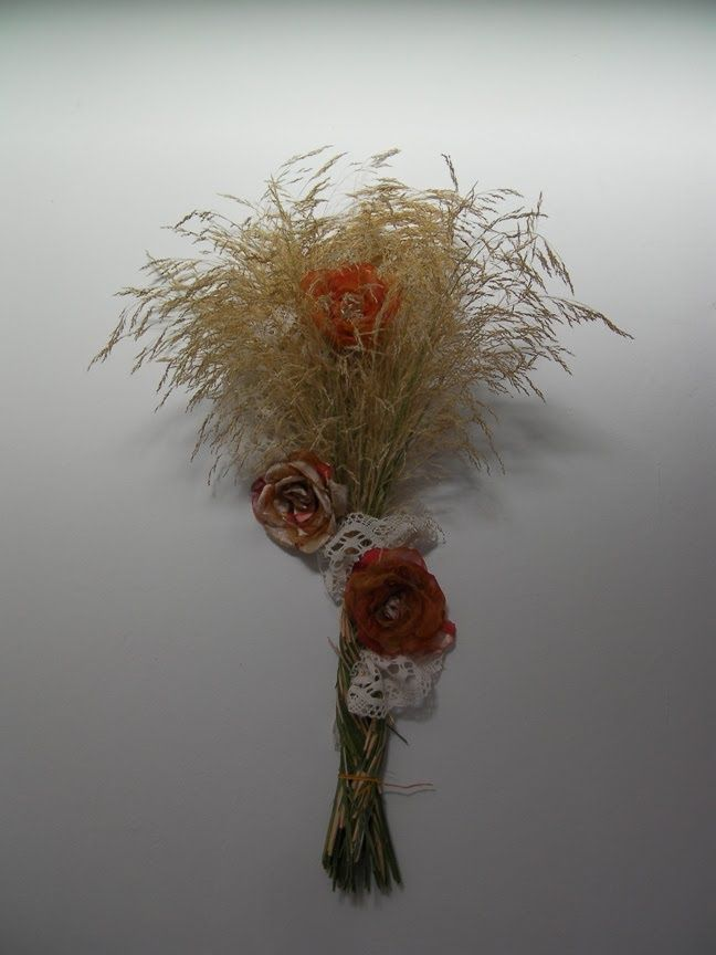 Flores secas en ramillete youtube lascosasdelalola - Arreglos florales con flores secas ...