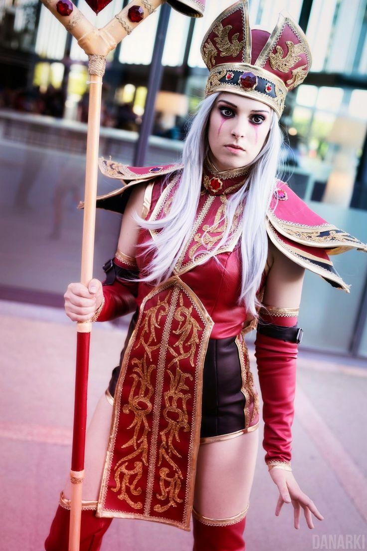 Sally whitemane cosplay by: Callmekira! From world of warcraft