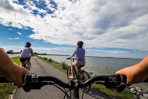 Cykler Ryttere, Ridning, Cykling