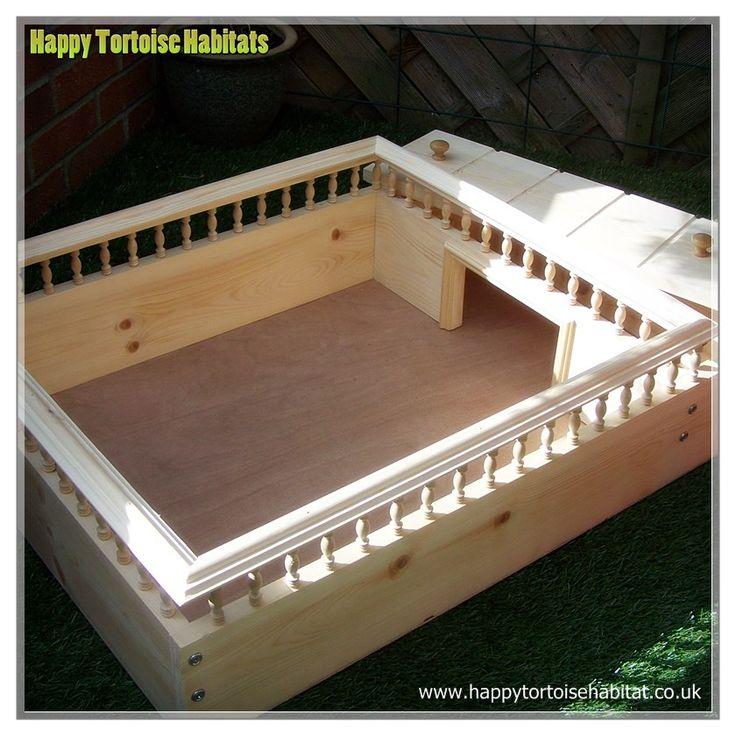 Happy Tortoise Habitat Tortoise Tables for sale