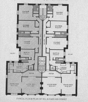 Best Apartment Floor Plans Images On Pinterest Apartment