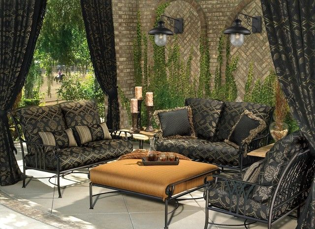13 Best Patio Curtain Ideas Images On Pinterest Outdoor