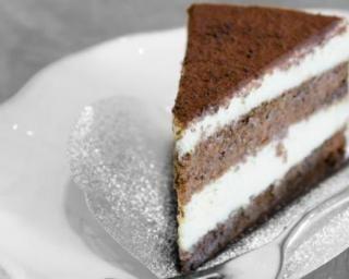 Gâteaux mousseux sans cuisson aux trois chocolats light