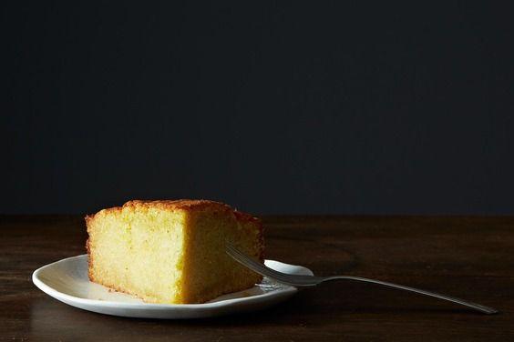 Maialino's Olive Oil Cake recipe on Food52.com Cake, Cupcake, Muffin, Layered with Cream cake, Valentine cake