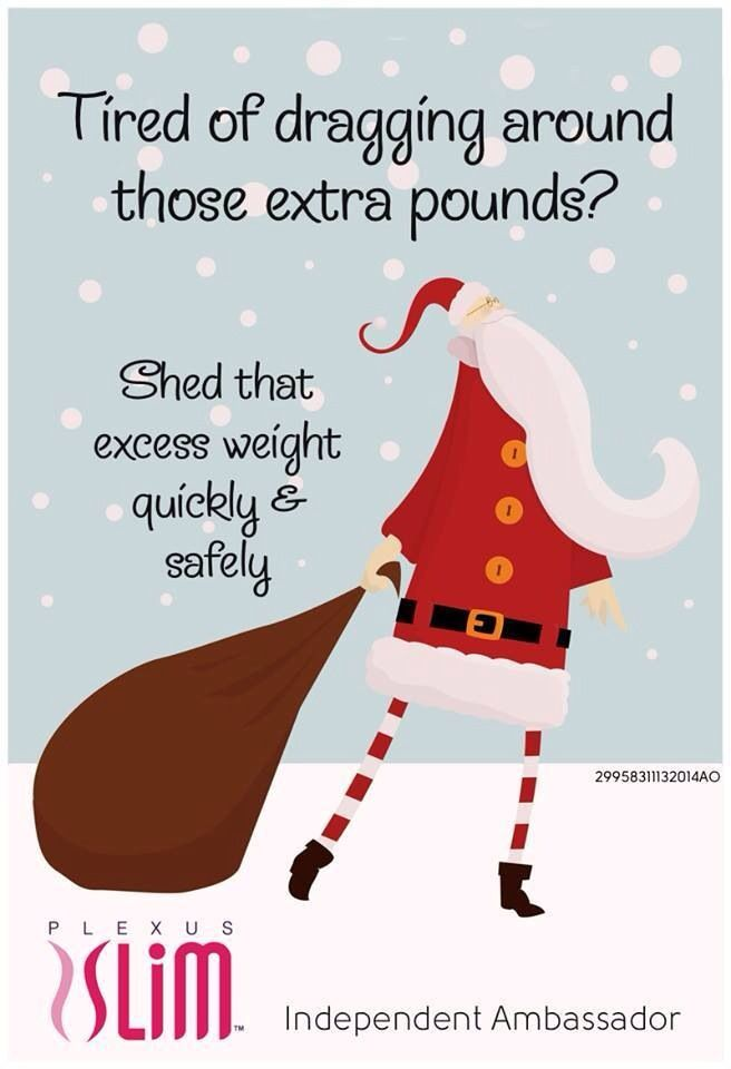 Tired of dragging around those extra pounds? Visit my website today! Plexus Slim and Accelerator are great for weight loss. 60 day guarantee. http://tinafica.myplexusproducts.com/