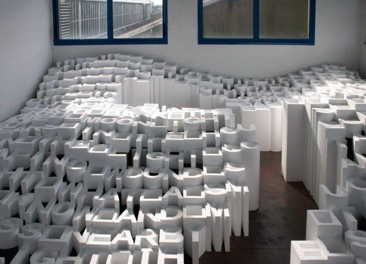 cloud collective: towards a poetic morphology